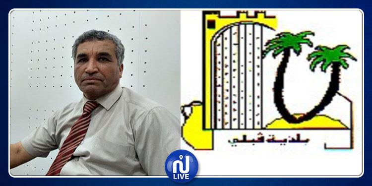 قبلي: رئيس البلدية يهدد بالتخلي عن منصبه