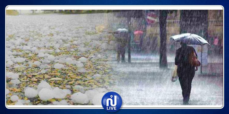 الأمطار الغزيرة شملت هذه الولايات ودعوة للحذر