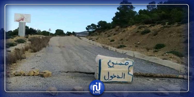 سليانة: كشف أسباب إغلاق محمية جبل السرج أمام الزوار