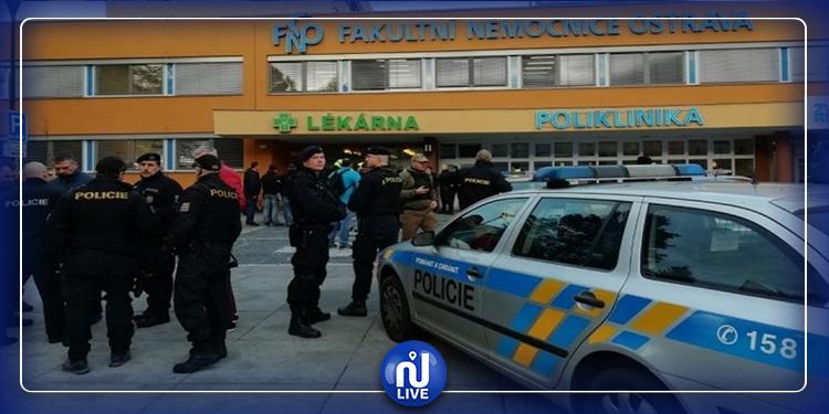 التشيك: إطلاق نار في المستشفى ومقتل 4 أشخاص (صور)