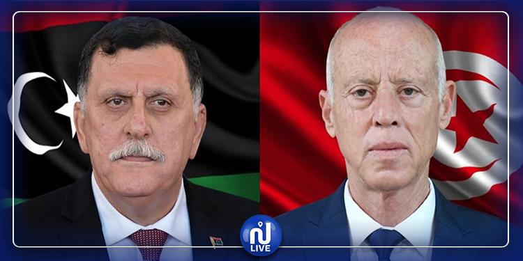الحكومة الليبية تُعزي قيس سعيد والشعب التونسي في ضحايا فاجعة عمدون