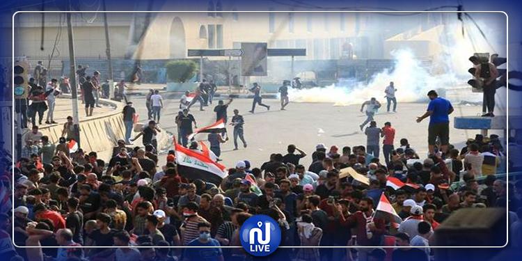 العراق: ارتفاع عدد القتلى المتظاهرين في بغداد