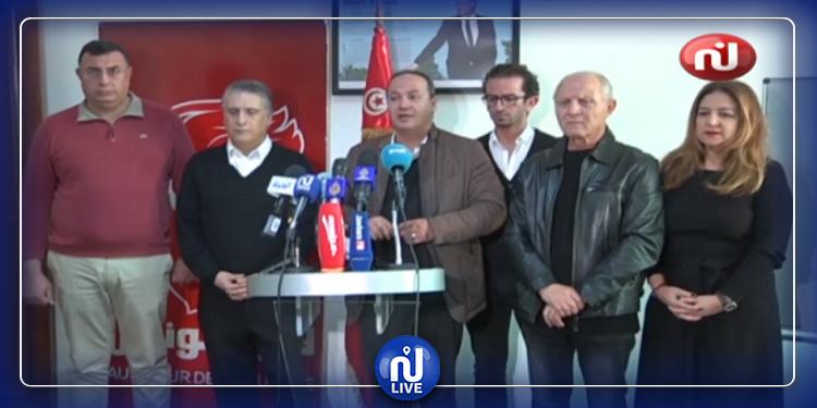 حزب قلب تونس لن يمنح ثقته لحكومة تقوم على  المحاصصة الحزبيّة
