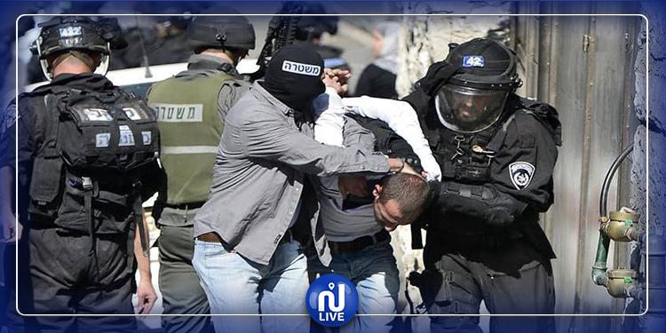Cisjordanie : 15 palestiniens arrêtés par les forces d'occupation