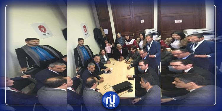 اجتماع بين كتل قلب تونس والاصلاح الوطني والمستقبل
