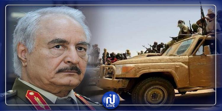 حفتر: 'طرابلس أصبحت وكرا للمجرمين يستضعفون فيها الأهالي بقوة السلاح'