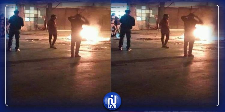 بنزرت: مواجهات بين مجموعة من الشبان وقوات الأمن
