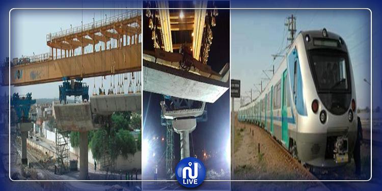قريبا: اجراء الاختبارات التجريبية للقطارات الرابطة بين العاصمة والسيجومي