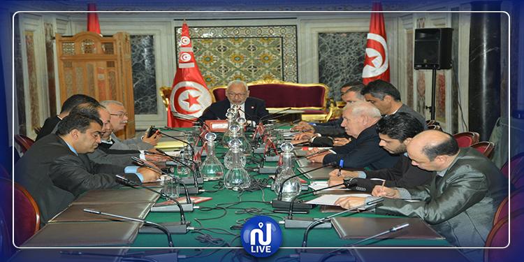اجتماع رؤساء الكتل النيابية لمناقشة مدوّنة سلوك برلمانية