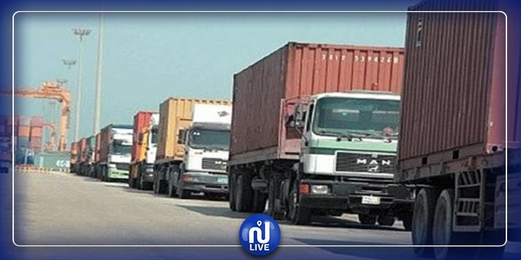 بنزرت: منع الشاحنات المحملة بالمواد المسكوبة من استعمال هذه الطرقات
