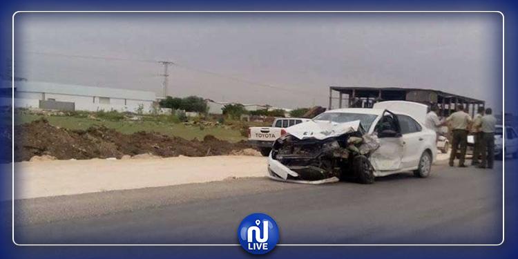 خلال حادث مرور: ضبط 1800 قرصا مخدرا داخل سيارة جزائرية