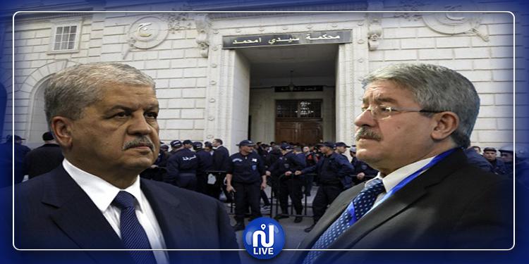 أحكام بالسجن في حق وزراء بوتفليقة