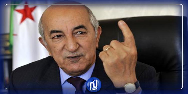 رسميا: عبد المجيد تبون رئيسا للجزائر