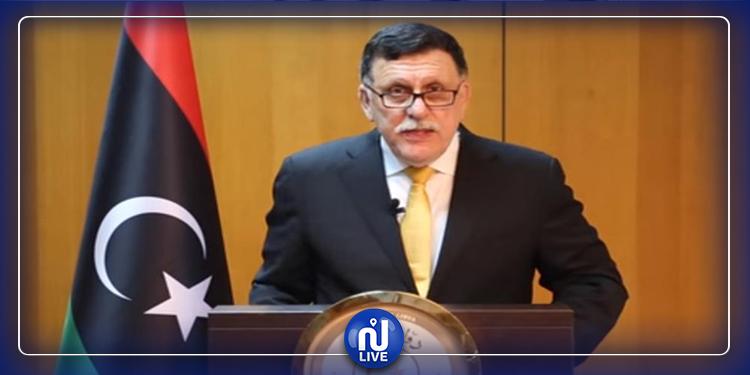 ليبيا: الجيش يرجح هروب السراج إلى لندن