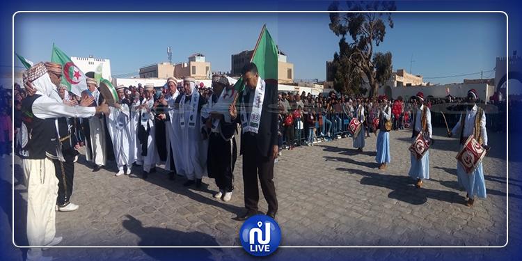 قبلي: انطلاق فعاليات المهرجان الدولي للصحراء بدوز