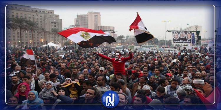 مصر تحيي الذكرى التاسعة لثورة 25 يناير