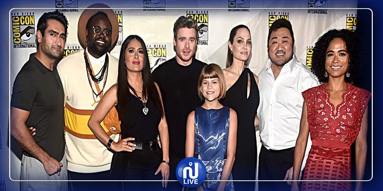 ''Eternals'', le prochain Marvel