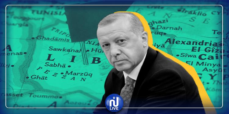 أردوغان يطالب بالتحرك سريعا لحل الصراع في ليبيا