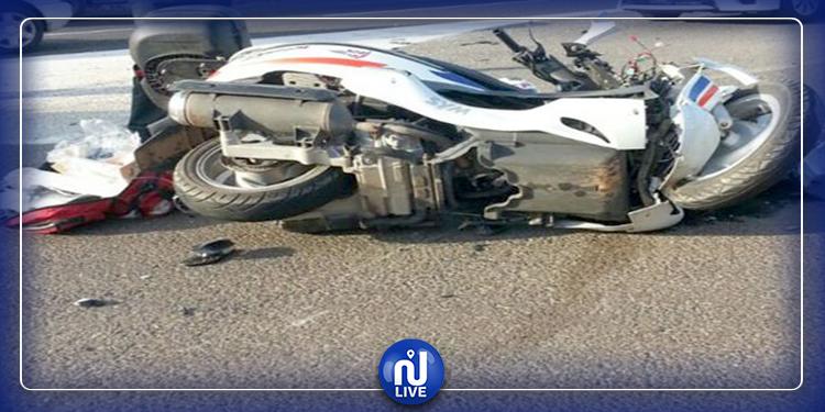 حوالي 450 ضحية لحوادث الطرقات من مستخدمي الدرجات النارية