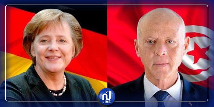 Conférence de Berlin: Merkel dit comprendre la position de la Tunisie