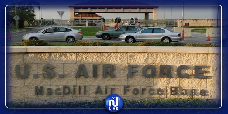 إطلاق نار في القاعدة العسكرية الجوية بفلوريدا