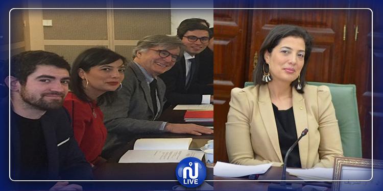ماكرون يختار تونسية من ضمن الـ7 شخصيات الأكثر تأثيرا في مجال التنمية والسياسات العامة