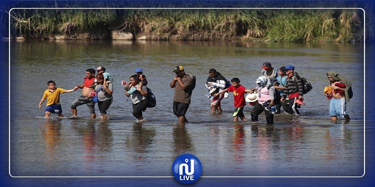Les migrants d'Amérique centrale repoussés par le Mexique