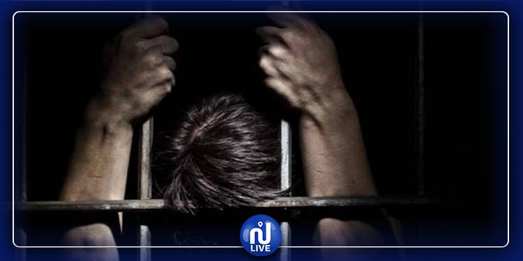 تاجروين: ايقاف شخص محكوم بـ5 سنوات سجنا