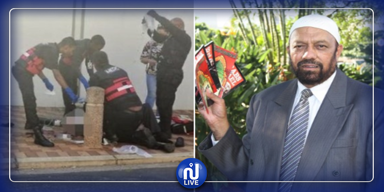 اغتيال الناشط الاسلامي يوسف ديدات رميا بالرصاص