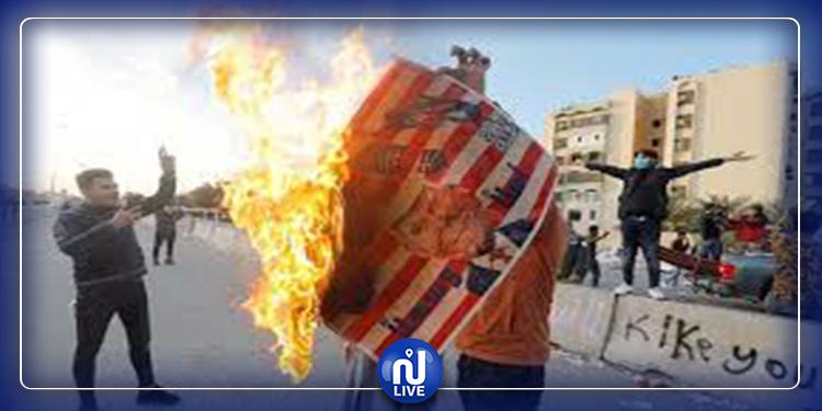 أمريكا تحذر مواطنيها من السفر إلى العراق