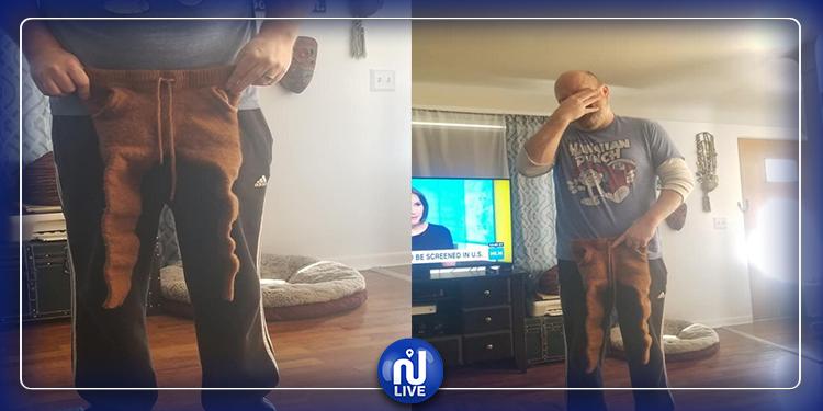 أمريكية تعرض زوجها للبيع من أجل سروالها المفضل (صور)