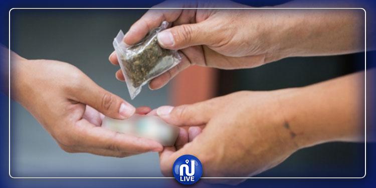 باجة: تواصل الأبحاث في قضية تهريب وترويج المخدرات