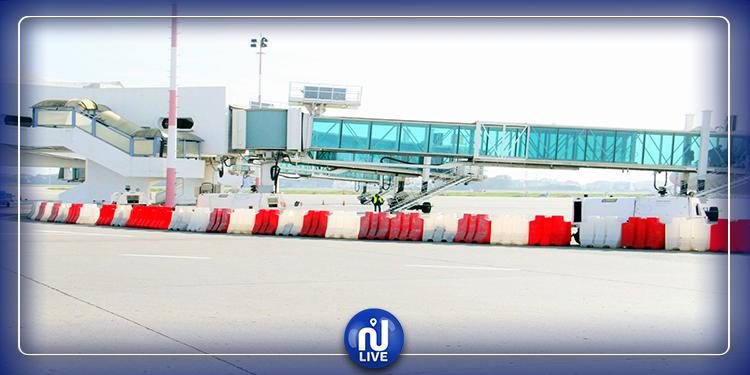 زيارة ميدانية لمطار تونس قرطاج توقيا من فيروس 'كورونا'