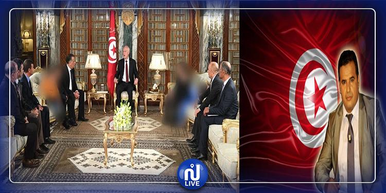 مازن الشريف لرئيس الجمهورية: 'من استشرت حين استقبلت أبناء الإرهابيين في قصر الدولة؟'