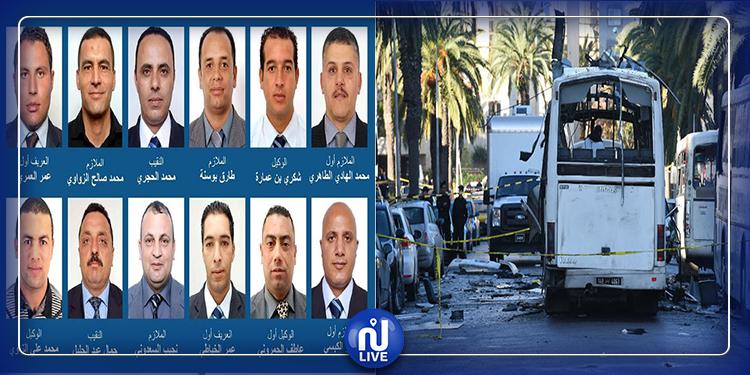 أحكام تراوحت بين الإعدام والمؤبد في قضيّة تفجير حافلة الأمن الرئاسي