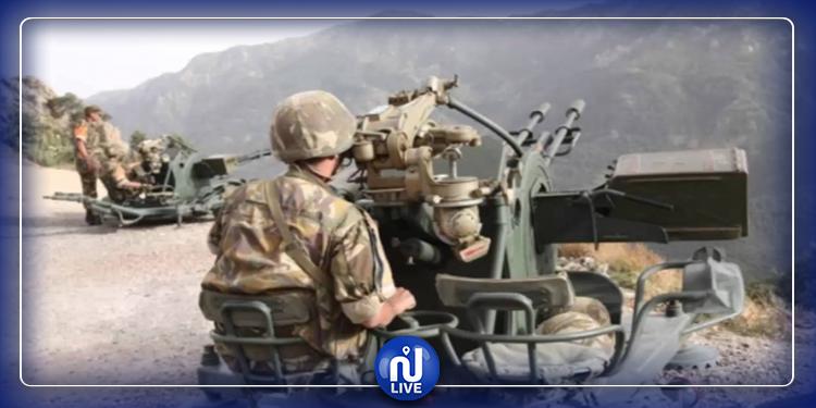 الجيش الجزائري يقضي على الارهابيين أبو إسحاق وأبو عبيدة