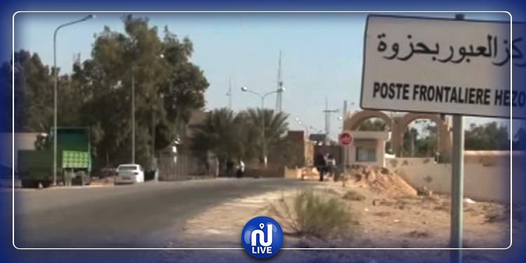 معبر حزوة: رقم قياسي من الزوّار توافدوا على الجنوب التونسي