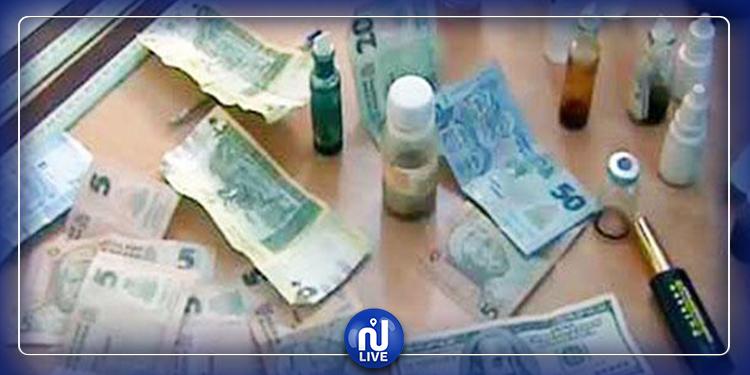 تزييف عملة تونسية: القبض على شاب وفتاة في سوسة