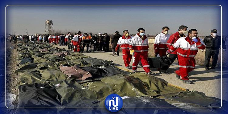 حسن روحاني: ستتم معاقبة جميع المتورطين في حادث إسقاط الطائرة الأوكرانية