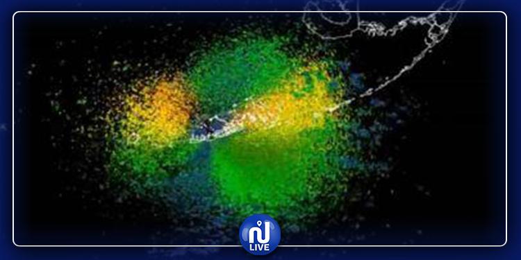 Un radar capture une énorme migration d'oiseaux au-dessus de la Floride