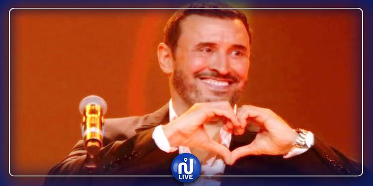 من كلماته.. القيصر يهدي جمهوره أغنية بمناسبة عيد الحب! (فيديو)