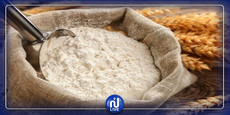 نابل: حجز كمية من مادة الفارينة المدعمة بمخبزة في منزل تميم