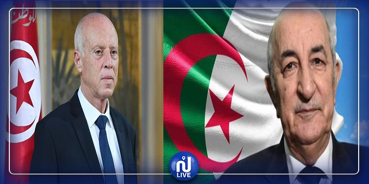 أول زيارة رسمية..قيس سعيد يتحوّل للجزائر غدا