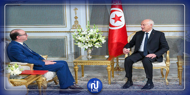 Formation du gouvernement: Fakhfakh informe le chef de l'Etat de l'évolution des concertations