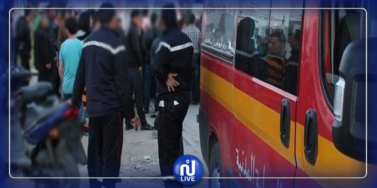 إصابة 4 أشخاص في حادث مرور  بين قرمبالية وسليمان