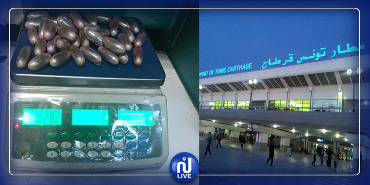 قادمة من المغرب: ضبط 38 كبسولة مخدرة في بطن مسافرة