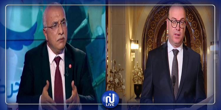 عبد الكريم الهاروني: حكومة الفخفاخ لا يمكن أن تحظى بثقة النهضة
