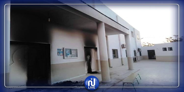 المنيهلة: ايقاف المتورط في حرق جامع أبو بكر الصديق وهذه اعترافاته