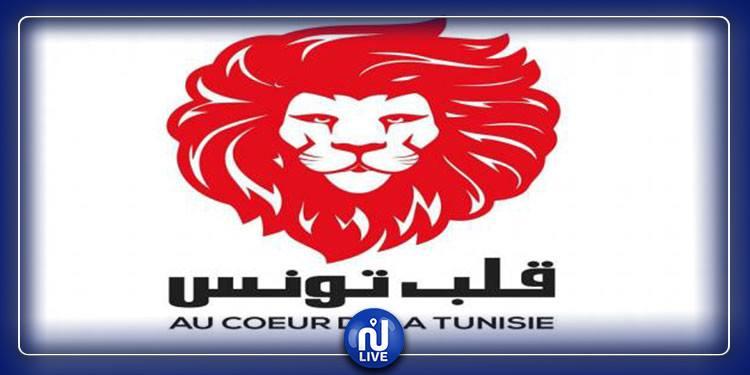 Sadok Jabnoun,  porte-parole officiel de Qalb Tounes