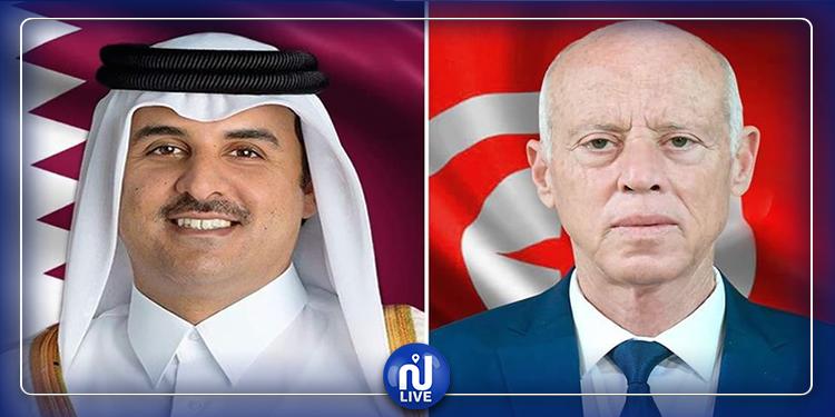 أمير دولة قطر يزور تونس لمدة يومين